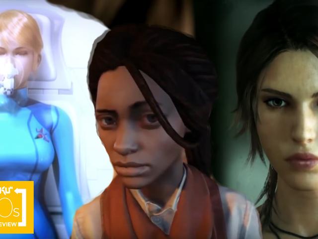 Kos Menjadi Seorang Wanita Yang Meliputi Video Games
