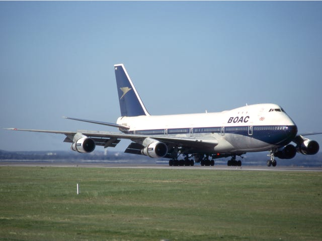 British Airways Announce Historic BOAC Livery for 100th Anniversary