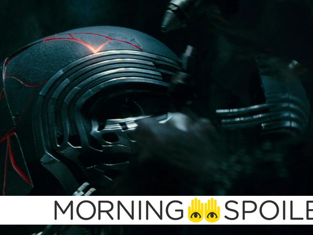 Rumores salvajes sobre un importante camafeo sorprendente en <i>The Rise of Skywalker</i>
