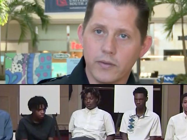 Teens Allegedly Attacked by Mall Cop and Security 'Attack Dog' Plan to File Lawsuit [Corrected]