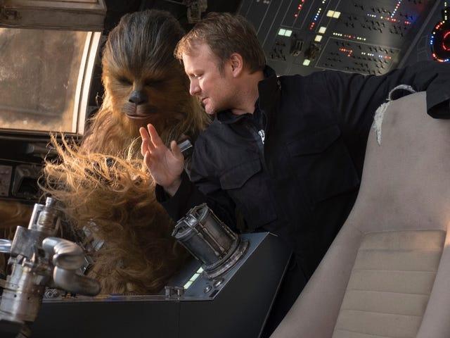 Star Wars: Ο τελευταίος διευθυντής Jedi λέει ότι ακούγοντας τους οπαδούς μπορεί να είναι λάθος