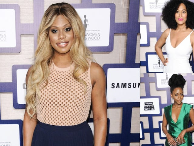All the Enviable Looks at Essence's Black Women In Hollywood Luncheon