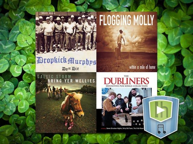 The Saint Patrick's Day Mega Playlist