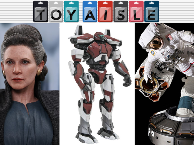 Gorgeous Pacific Rim Robots, and More Toys That Are Probably Too Late to Add to Your Christmas List This Week