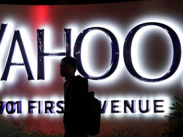 Yahoo descubre que hackers robaron los datos de mil millones de usuarios en un ataque hace tres años