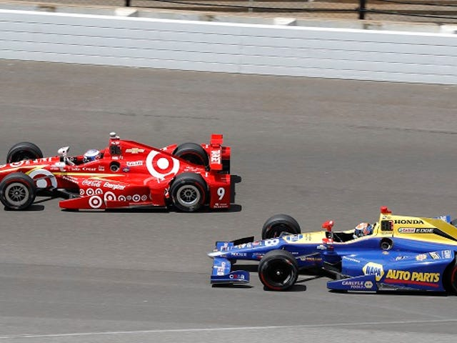 Inside Rossi's wild rise to Indy 500 glory