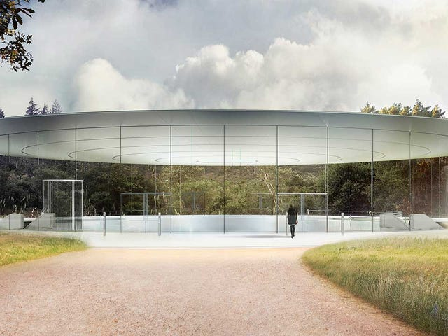 Apple stelt Brilliant Name op voor Fabled Spaceship Campus