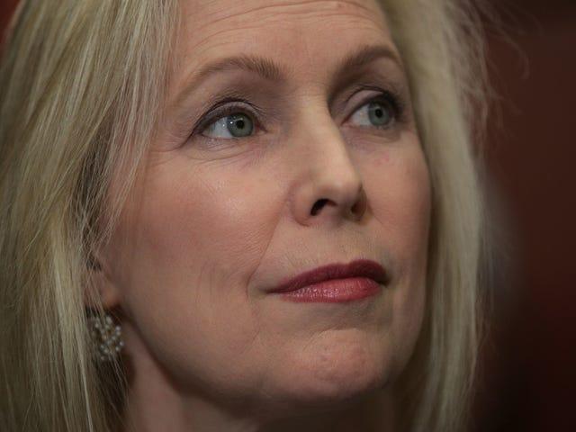 Kirsten Gillibrand Doesn't Regret Calling for Al Franken to Step Down