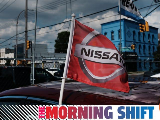 Rencontrez le nouveau PDG de Nissan, espérons que celui-ci ne sera pas accusé d'inconduite financière