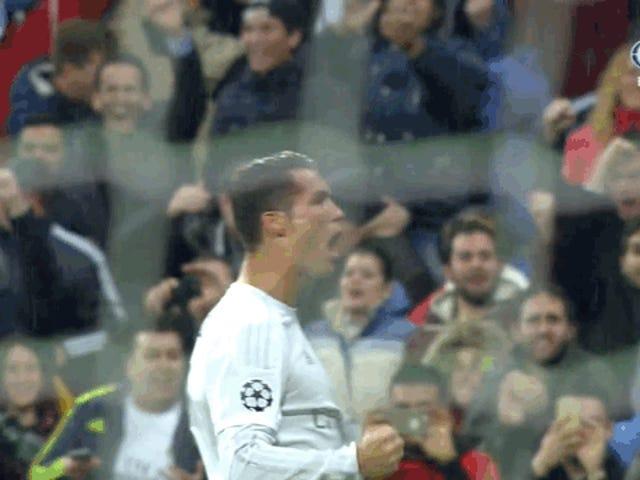 Cristiano Ronaldo tenner Real Madrid Comeback med 2 mål om 2 minutter [Oppdatert]
