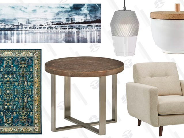 Save Up to 25% Off Amazon's Home Decor Brands