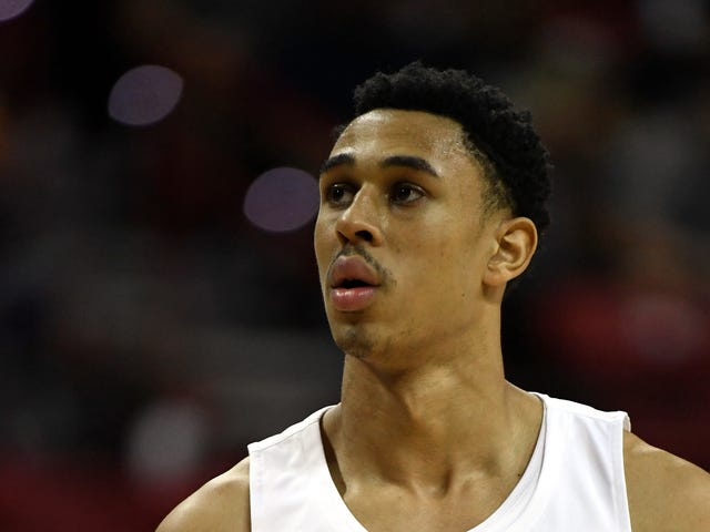 Zhaire Smith's Rookie Season Is Already A Total Bummer