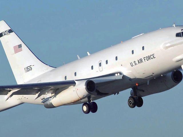 Найбільш секретний у світі 737 - це ключ до кращого технічного захисту