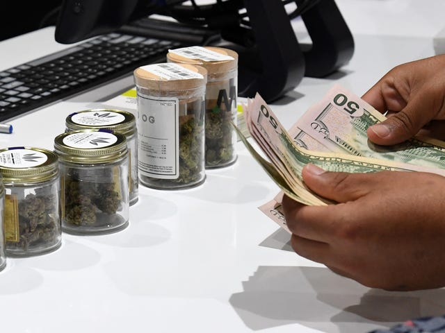 Bill to Protect Banks That Work With the Cannabis Industry Gets a Vote in Congress Next Week