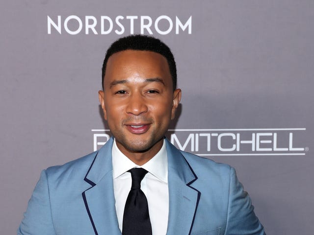 John Legend Is (Not So Ordinary) People's Sexiest Man Alive 2019