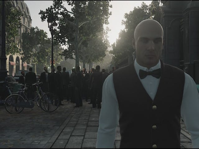 Getting Out Alive Is The Coolest Part Of <i>Hitman</i>