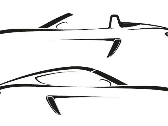 2016 Porsche Boxster Dan Cayman Akan Dipanggil '718'