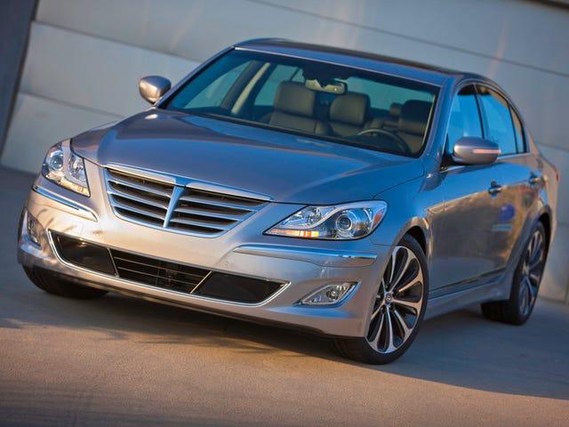 2013 Hyundai Genesis 3.8 Sedan Review