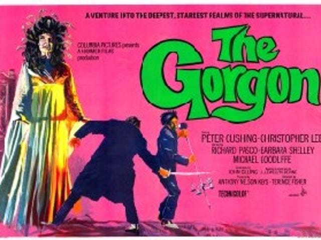 Svengoolie: The Gorgon (1964)