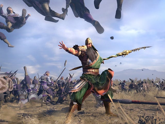 It's Your Last Chance to Preorder with Prime and Save $12 On Dynasty Warriors 9