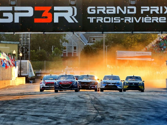 42 Days until World Rallycross at GP3R in Trois-Rivieres