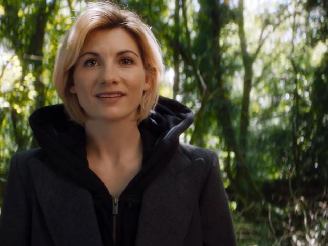 Będziesz zakochana w Jodie Whittaker's Reaction to People Already Cosplaying jako Her Doctor