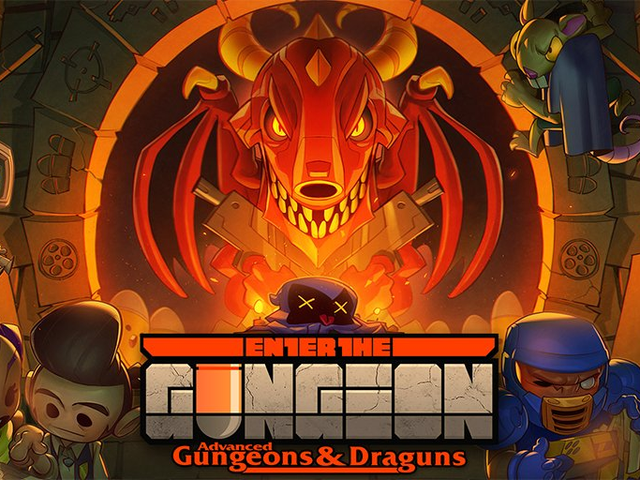 Enter the Gungeon's big Dungeons & Dragons-themed update hits July 17 on PS4, Xbox One, PC, and