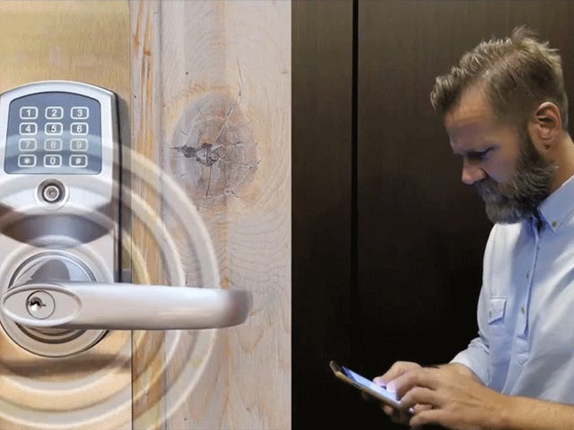 Smart Locks von Airbnb verwendet Get Bricked by Software Update