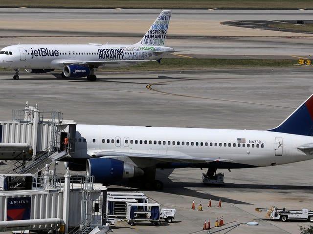 Vad ditt flygbolag kommer inte att berätta om de snygga ansiktsskannrarna på flygplatsen