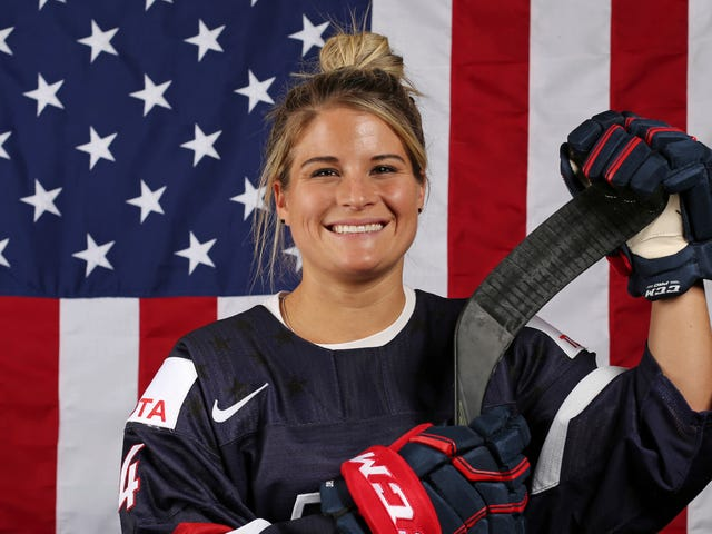 Brianna Decker Will Get Her Prize Money After All, Just Not From The NHL [Update]