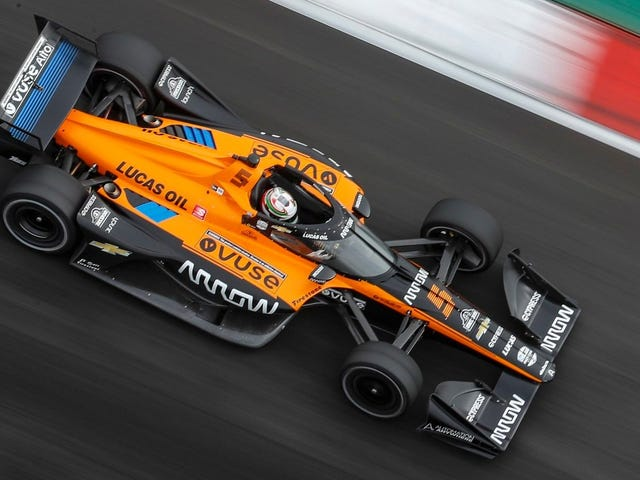 After An Ugly Indy 500 Fernando Alonso And McLaren Vow To Give It Another Shot