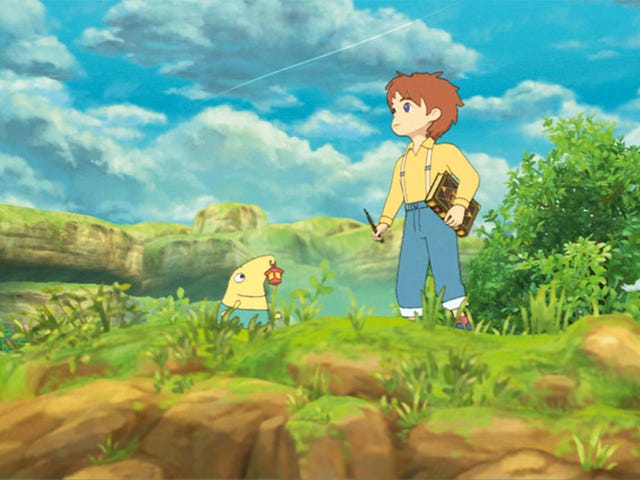 Eight Years Later, Ni No Kuni's DS Version Is Now Playable In English