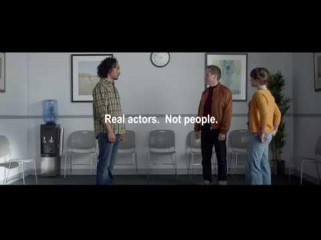 I am sick of car insurance commercials, but...