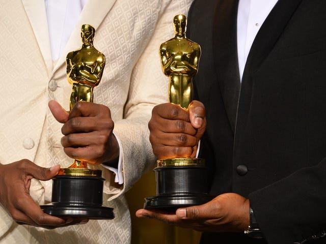 Sådan vinder du en Oscar, hvis du er sort
