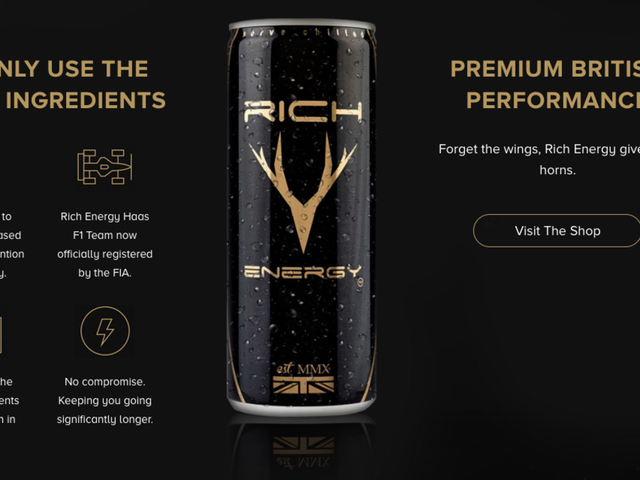F1 Sponsor Rich Energy Now Blames Rogue Employee for Yesterday's Bizarre 'PC Attitude' Tweet [UPDATE]