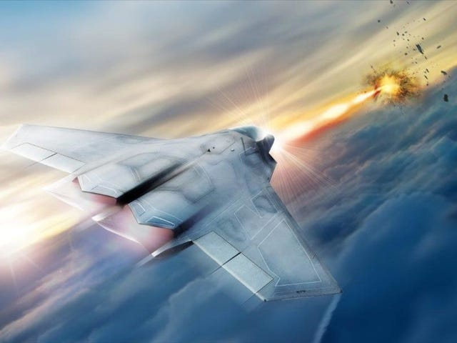 US Air Force Wants to Put Lasers on Fighter Jets By 2021