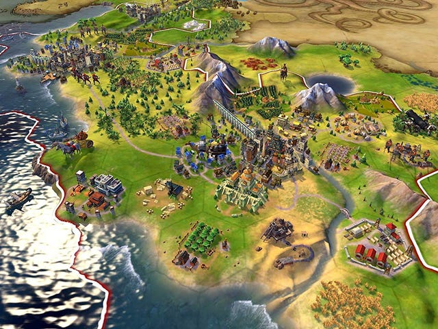 Take Civ VI On The Go With This $30 Switch Discount