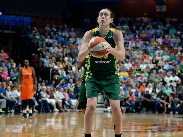 Breanna Stewart Writes That She Was Sexually Abused As A Child