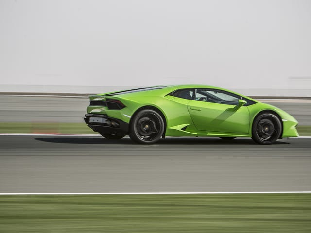 The Next Lamborghini Huracan 'Will Need' To Go Hybrid