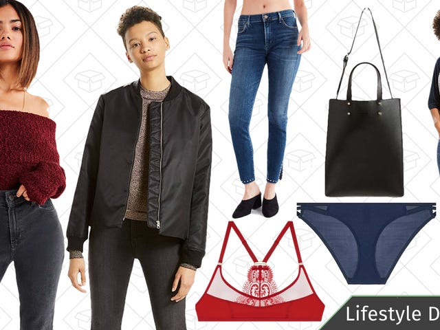 Friday's Best Lifestyle Deals: Urban Outfitters, Levi's, Journelle, and More