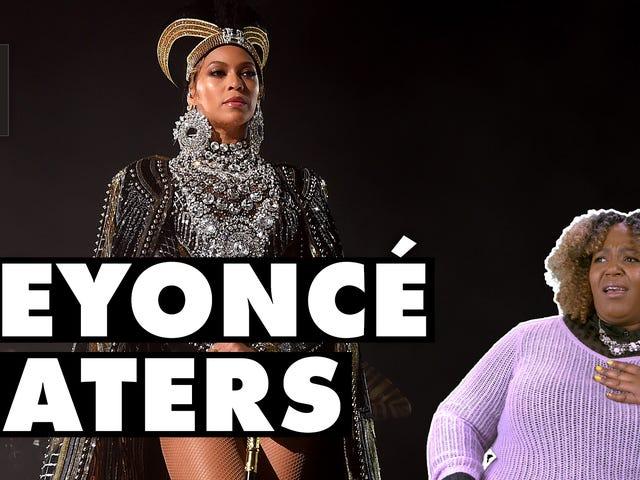 Juge des Personnages: Comment détester Beyoncé, un Guide