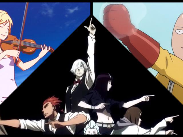 AniTAY's Top 10 Anime of 2015