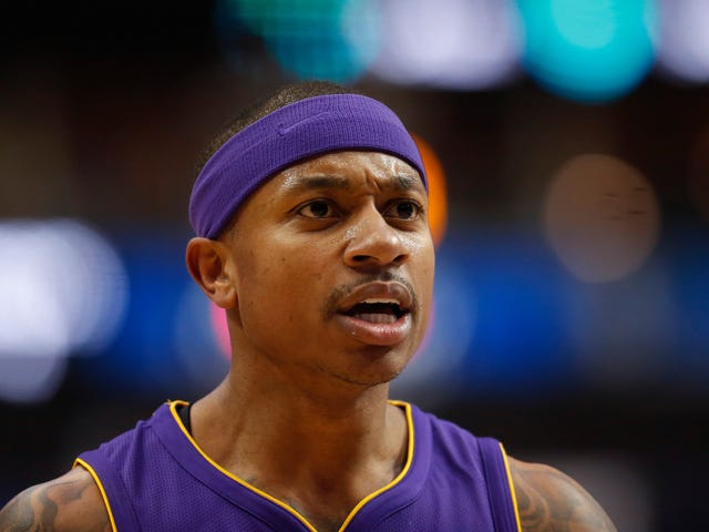 "Isaiah Thomas Has Reached The ""Sign For The Veteran's Minimum"" Stage Of His Decline"