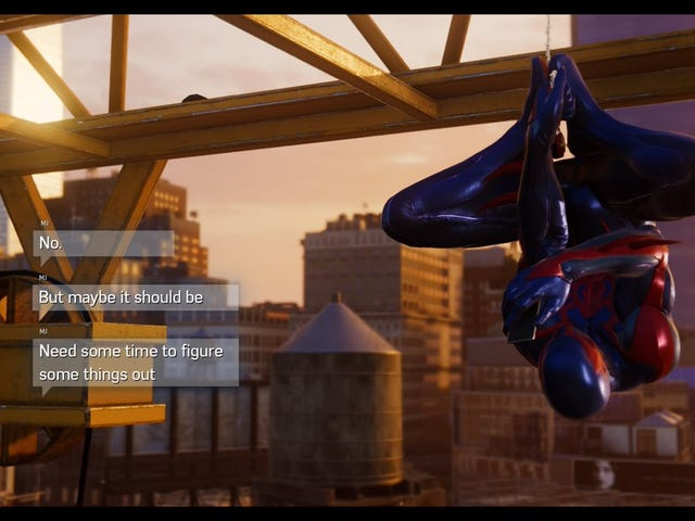 I've Never Felt So Good About Being Wrong: a Post About Marvel's Spider-Man