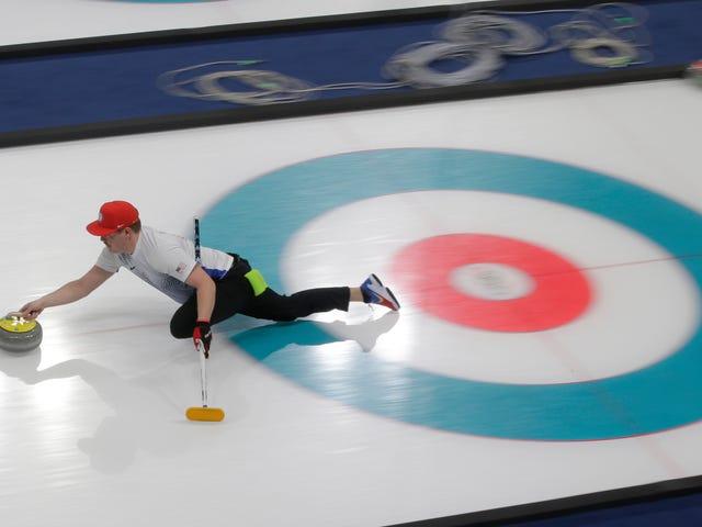 Les fans de curling veulent que vous sachiez que le curling n'est pas aussi facile qu'il en a l'air