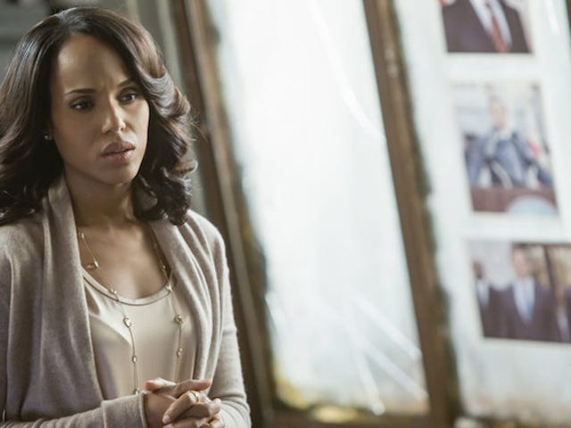Did You Miss Papa Pope? Here Is Your <i>Scandal</i> Open Thread