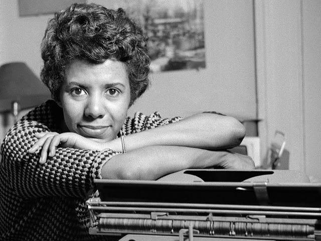 Mata Terlihat / Merasa Hati Adalah Pandangan yang Penuh Kasih pada Warisan Lorraine Hansberry