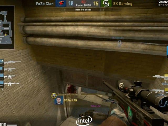 Brazilians Prove Unstoppable At Australian <i>Counter-Strike</i> Tournament
