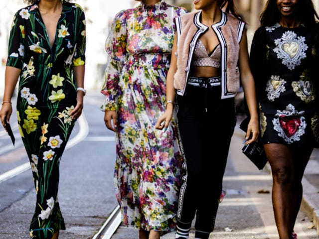 I Need A Break from This Insanity: Stunning WOC From Milan Fashion Week