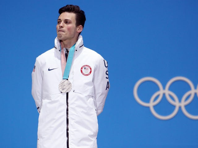 U.S. Speedskater Decides To Skate For Hungary So He Won't Go Broke